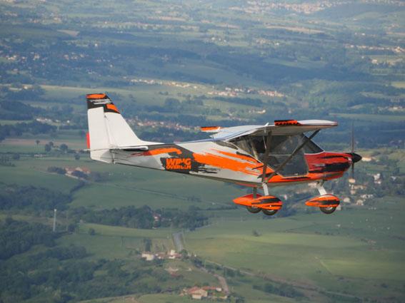 Wing Over ULM Nynja1