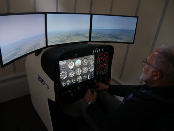 Wing Over ULM simulateur de vol